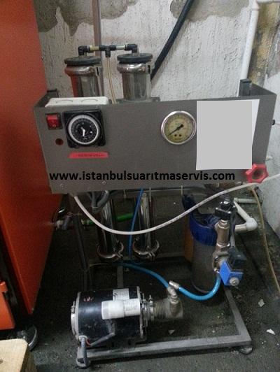 istanbul su arımtma servis