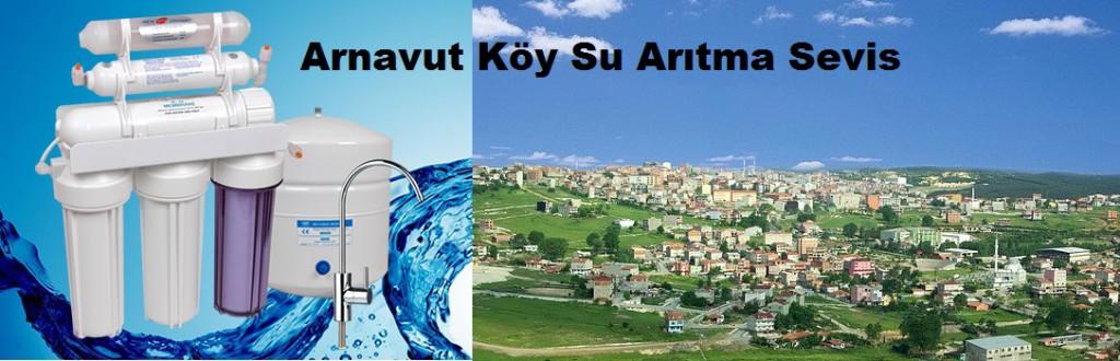 Arnavut Köy Su Arıtma Servis